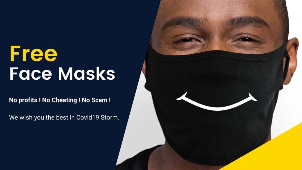 Free Mask Banner 2 - Ahegao Shop