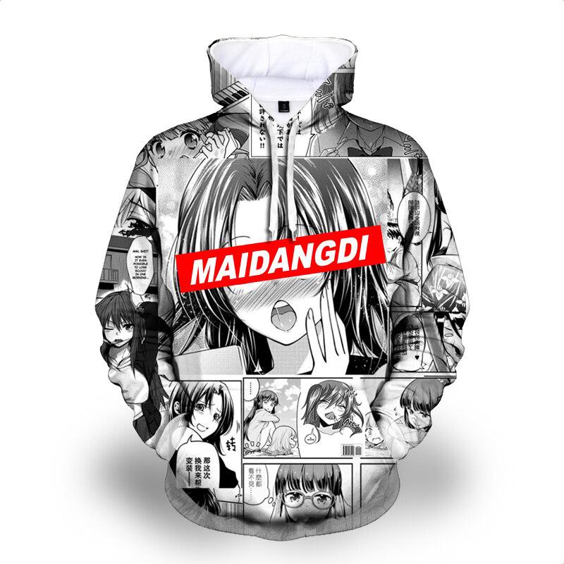 Maidangdi M i Ahegao Harajuku Anime Kho c o Hip Hop Tay D i D o 1 - Ahegao Shop