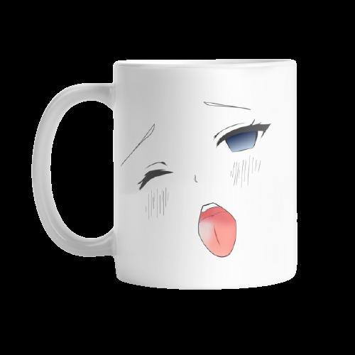 Ahegao mug 1 - Ahegao Shop