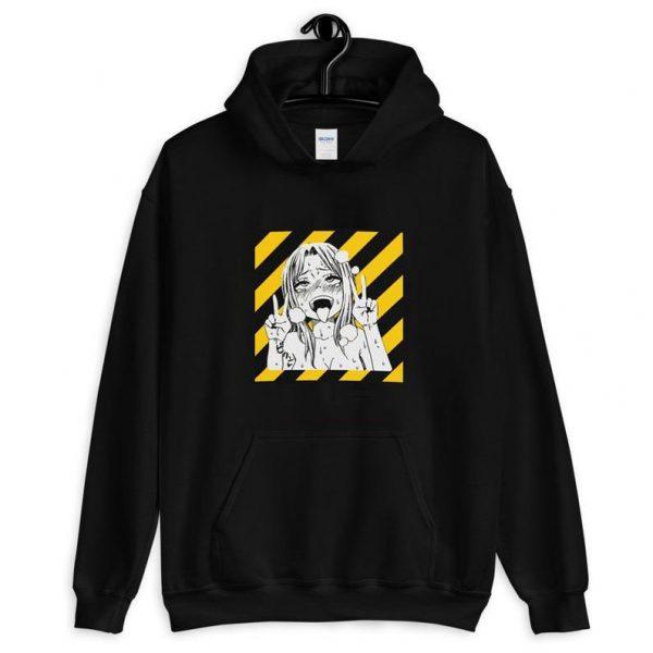 hentai hoodie - Ahegao Shop